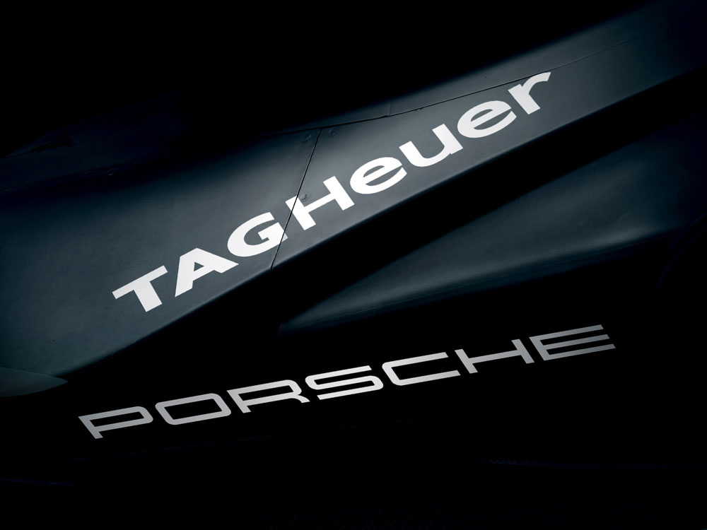 Tag Heuer becomes Title & Timing Partner of the Porsche